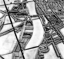 Ancient London Map II by MaggieGrace