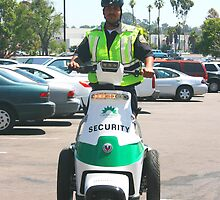 Segway Security ( please read description!)  by heatherfriedman