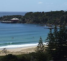 Tathra Beach by EnviroKey
