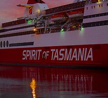 spirit of tasmania by Deb Gibbons
