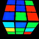 Rubix Cube ~ 80s icon by Jan Stead JEMproductions