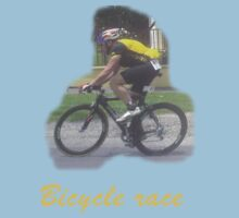Bicycle race by fotista