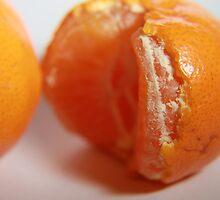 Mandarin by Andreas Koepke