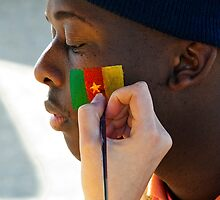 Cameroon fan by awefaul