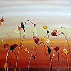 wild flowers 2 by angela gripton