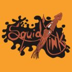 Squid Ink Clothing logo by FunkyDreadman