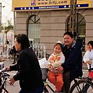 just some of those bicycles, Beijing, China by Andrew Jones