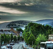 The Aviva Stadium, Dublin, Ireland by Mark Bryan Bordeos