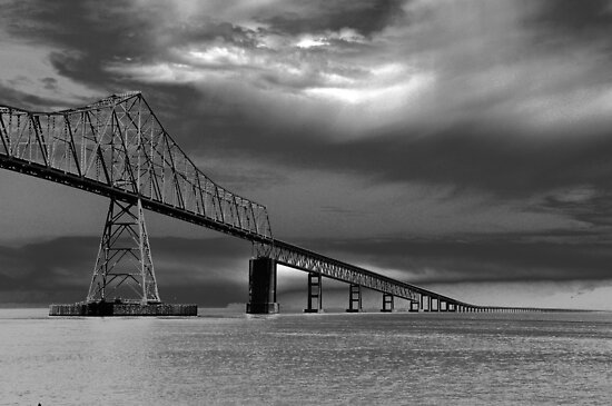 Astoria Bridge by Bob Hortman