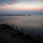 Galveston Bay Texas  by G. David Chafin