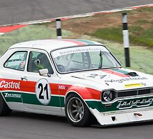 Ford Escort 2000 by Nigel Bangert