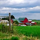 Ohio Farm by carlosramos