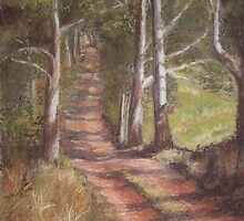 Brooks Road by JulieWickham