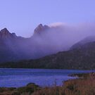 misty dawn at Cradle Mt - Tasmania by gaylene