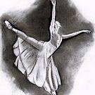 Gracefully light by Sharlene  Schmidt