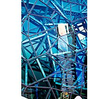 Glasshouse City Photographic Print