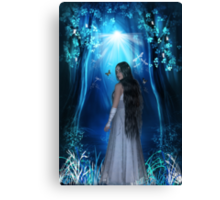 Elfin Dreams Canvas Print