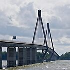 Bridges in Denmark - The Farø Bridges  by imagic