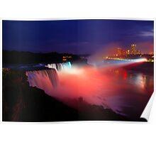 Niagara Falls-American Side Poster