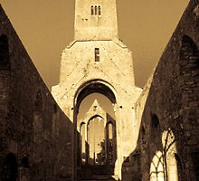 Ennis Abbey by Sandra Dunlap
