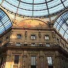 Galleria Vittorio Emanuele II by Indrani Ghose