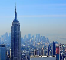 Empire State Haze by bwaters
