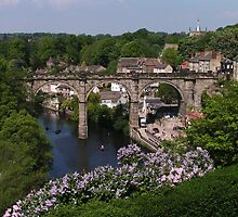 Knaresborough Railway Viaduct by Kat Simmons