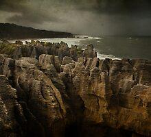 ::PANCAKE ROCKS:: by Sarah Ina Alexander