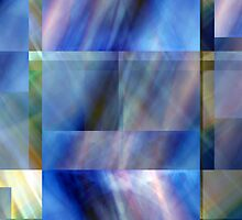 Abstract Composition – June 28, 2010  by Ivana Redwine