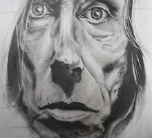 iggy pop by KathrinSh