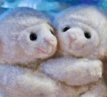 Toys - I Love Ewe by Mike  Savad