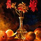 Still Life on Fire by sirthomas1960