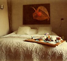 Breakfast in bed... by Yool