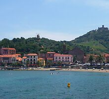 Collioure, France - a perfect seaside town by MickC