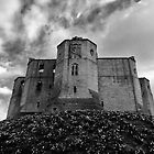 Warkworth Castle by DeePhoto