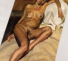 Lucian freud Kate..... by tim norman