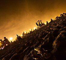 The night of the New Beginnings by zarkhoc