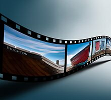 Brighton Film Strip by Kevin  Poulton