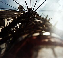Not Jesus Barbed Wire by kadehara