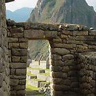 Hidden City- Machu Picchu, Peru by Alima  Ravenscroft