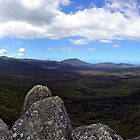 The View to the SouthWest - Vereker Lookout by Daniel Robertson