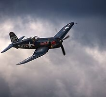 Chance F4U Corsair by Delfino