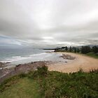 Afternoon view south coast NSW by alanball