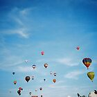 Balloons by dazb