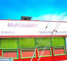 m&m market by shannonybaloney