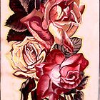 Rose for mom by Font  Rodica-Luminita