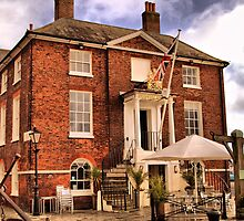 Old Customs House ~ Poole, Dorset UK by Clive