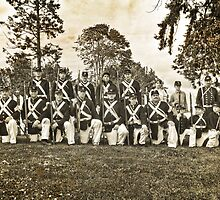 Tahoma Marine Guard by Bryan Peterson