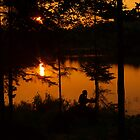 Vacationing in Old Forge by tigerwings