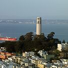 Coit Tower by Jimmy Wasson